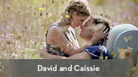 David and Caissie - Save the Date