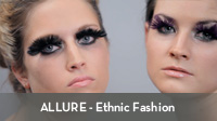 Ethnic Fashion - ALLURE Hair and Makeup