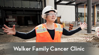 Walker Family Cancer Clinic - Walk Through