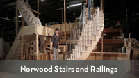Norwood Stairs and Railings